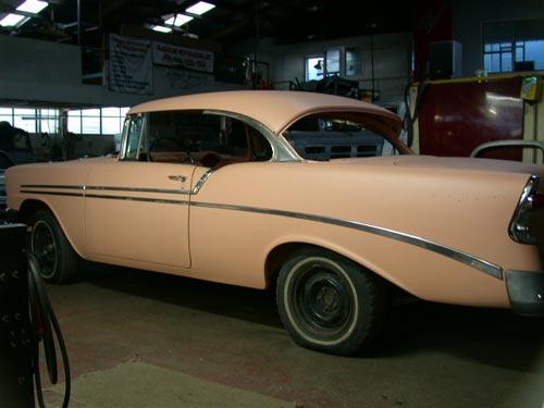 1956 Chevrolet Car Restoration Projects Classicar