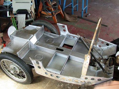 Classic Car Restoration Panels